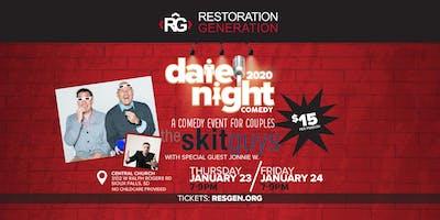Date Night Comedy 2020