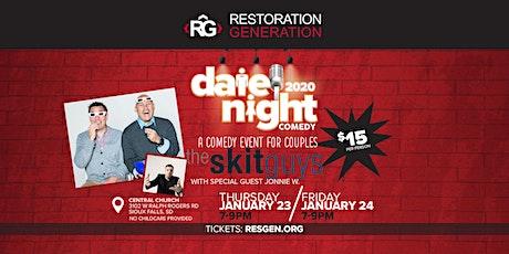 Date Night Comedy 2020 tickets