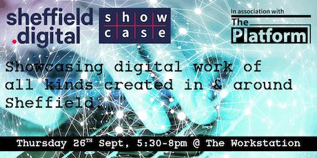 Sheffield Digital Autumn Showcase @ The Platform tickets