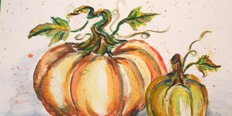 Pumpkin Patch Paint Party tickets