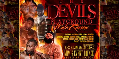 The Devils Playground Male revue