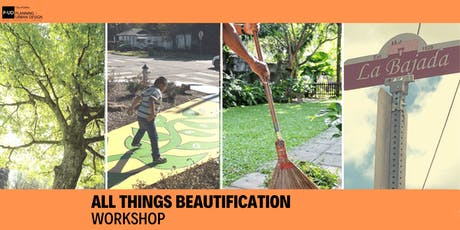 All Things Beautification (Fall) Workshop tickets