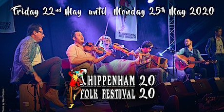 Chippenham Folk Festival 2020 tickets