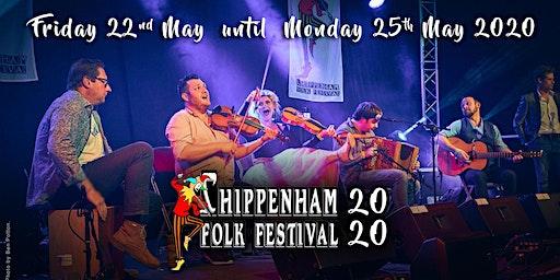 Chippenham Folk Festival 2020