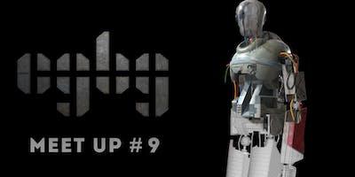 CGBG MeetUp #9: 3D Modeling
