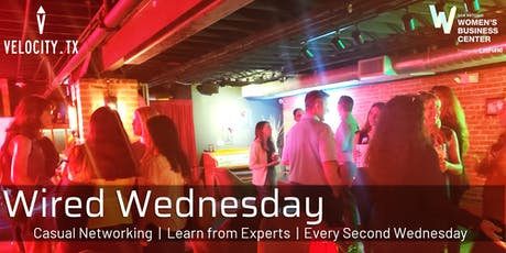 Wired Wednesday tickets