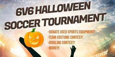 2019 Hillsborough Halloween Soccer Tournament