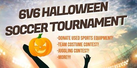 2019 Hillsborough Halloween Soccer Tournament tickets