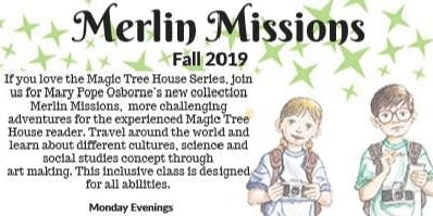 TOB DPCC Merlin Missions Fall 2019