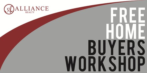 Home Buyers Educational Workshop - Alliance Realty