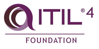 ITIL4 Foundation training with Exam at Dubai