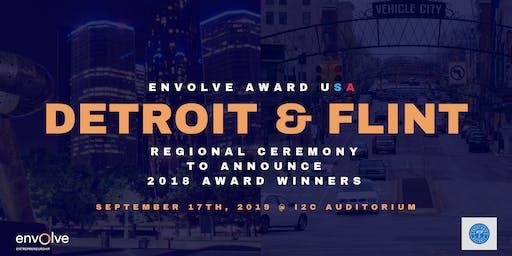 Envolve Award USA Detroit & Flint Regional Announcement