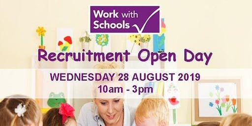 WorkwithSchools - Education Staff Recruitment Day
