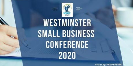 Westminster Small Business Conference 2020 tickets