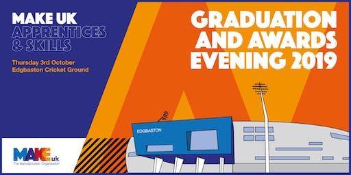 EEF/ Make UK Graduation Evening