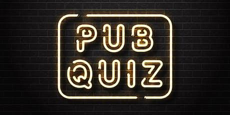 Copy of Psychology Induction- Pub Quiz tickets