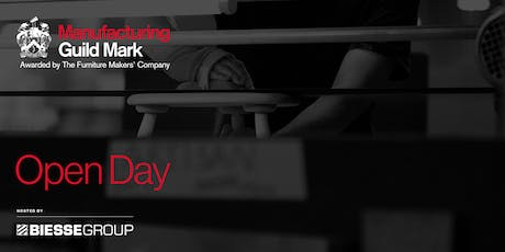 Manufacturing Guild Mark Open Day tickets