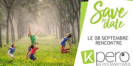 Kpéro Alpes Maritimes - picnic entre parents et enfants atypiques billets