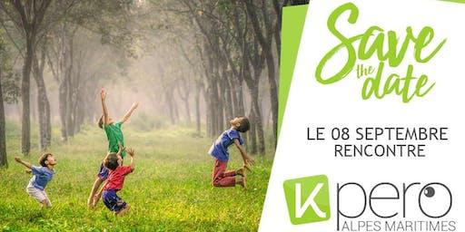 Kpéro Alpes Maritimes - picnic entre parents et enfants atypiques