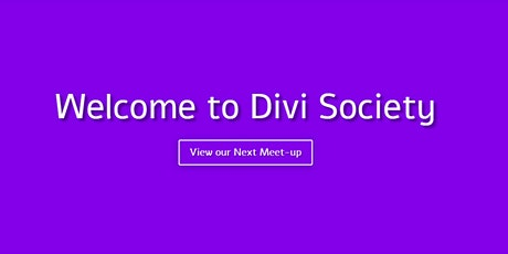 Wordpress Divi Theme Support Group  tickets