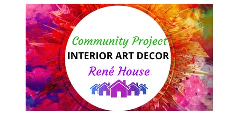 Interior Art Decor for Rene House Nottingham tickets