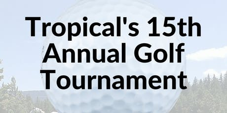 Sponsors of Tropical Beachside's 15th Annual Charity Golf Tournament tickets