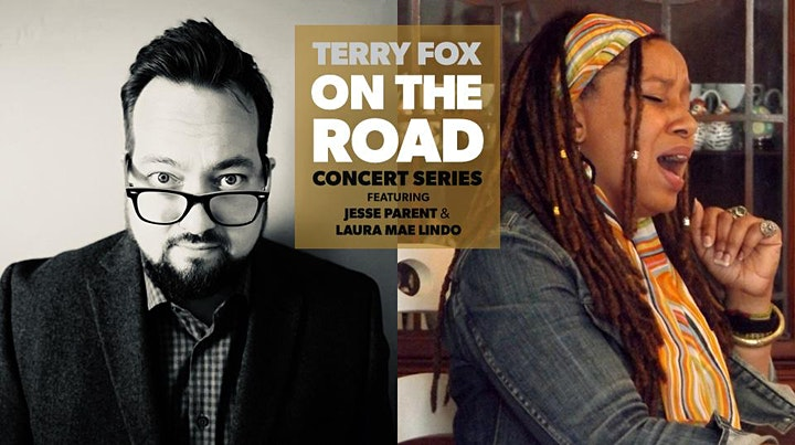 On the Road Concert, featuring Jesse Parent  and Laura Mae Lindo image