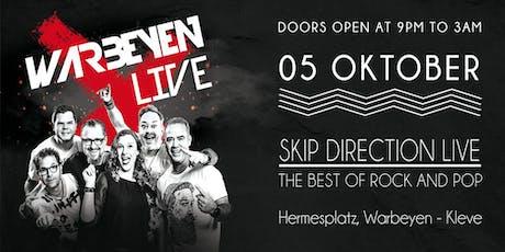 Warbeyen Live Tickets