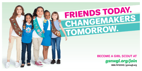 Girl Scout Information Open House tickets
