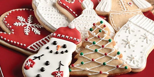 Holiday Cookies: Cooperative Cooking Experience