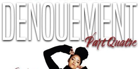 The Denouement Day Party | USC Homecoming Finale tickets