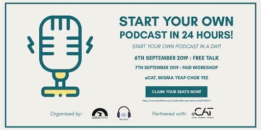 Start Your Podcast Right Bootcamp