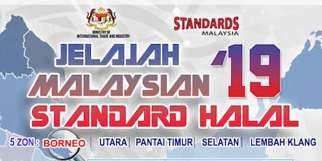 Seminar Kesedaran Berkenaan MS Halal Zon Selatan tickets