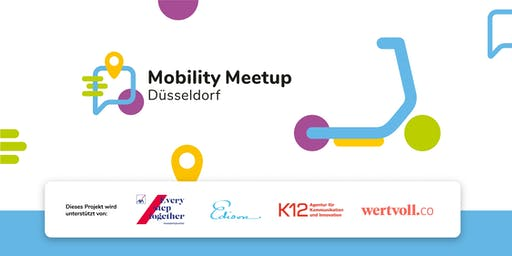 Mobility Meetup Düsseldorf #015 – Fokus e-Scooter