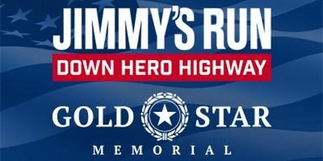 Jimmy's Run & Gold Star Memorial 2019 tickets