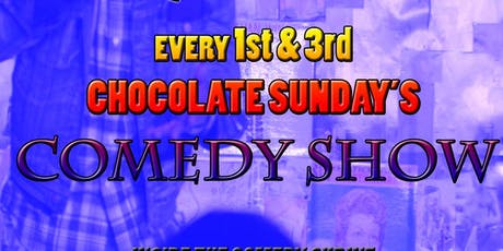 Chocolate Sunday's @the Comedy Shrine tickets
