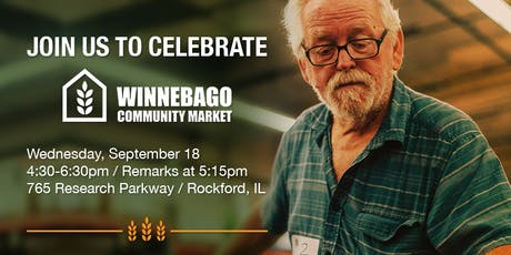 Winnebago Community Market Open House tickets