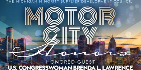 Motor City Honors: Michigan Delegation CBC Reception tickets