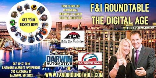 F&I Roundtable - The Digital Age - Rebecca Chernek - Ted Ings