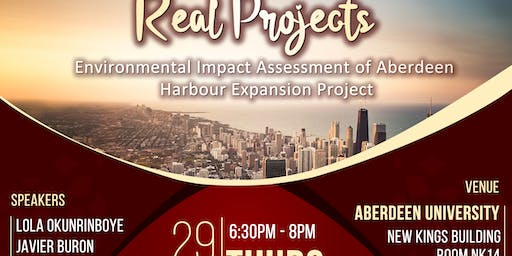 The  Aberdeen Harbour Expansion Project