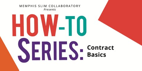 How-To Series: Contract Basics  tickets