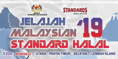 Seminar Kesedaran Berkenaan MS Halal Zon Utara tickets