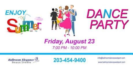 DANCE PARTY, enjoy evening with your fiends, meet new people tickets