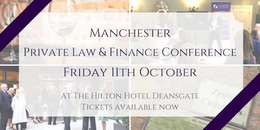 Manchester Private Law & Finance Conference