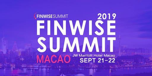 Finwise Summit 6th global edition 2019 MACAO - The future of DeFi