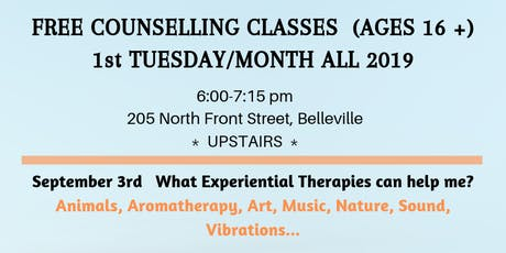 Free Counselling Classes tickets