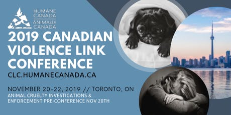 2019 Canadian Violence Link Conference tickets