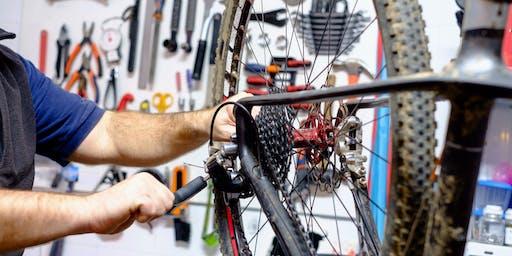 Otley Cycle Club - Chevin Cycles Basic Maintenance Talk Evening
