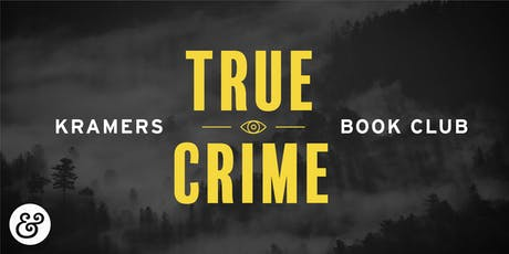 Kramers True Crime Book Club tickets