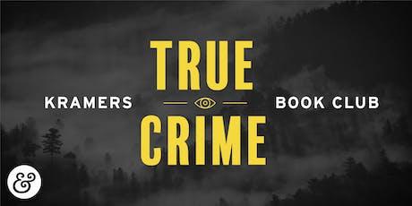 Kramers True Crime Book Club tickets